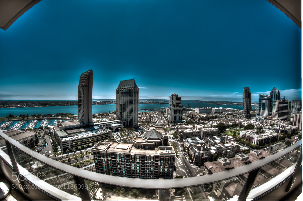 Photograph Downtown San Diego by Nikhil Shah on 500px