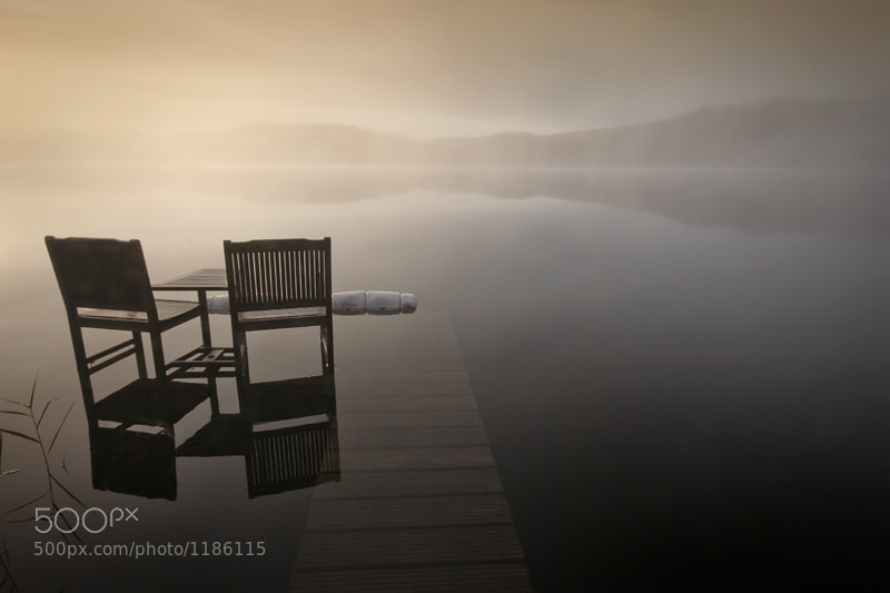 Seat with a view... (wellies required) by David Mould (mouldy) on 500px.com