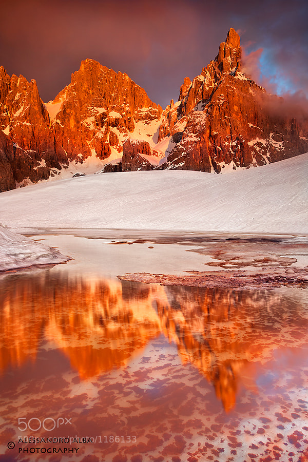 Photograph Hell of Ice by Alessandro  Alba on 500px