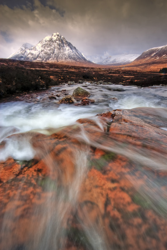 Photograph Buachaille Etive Mor , Glencoe by David Mould on 500px