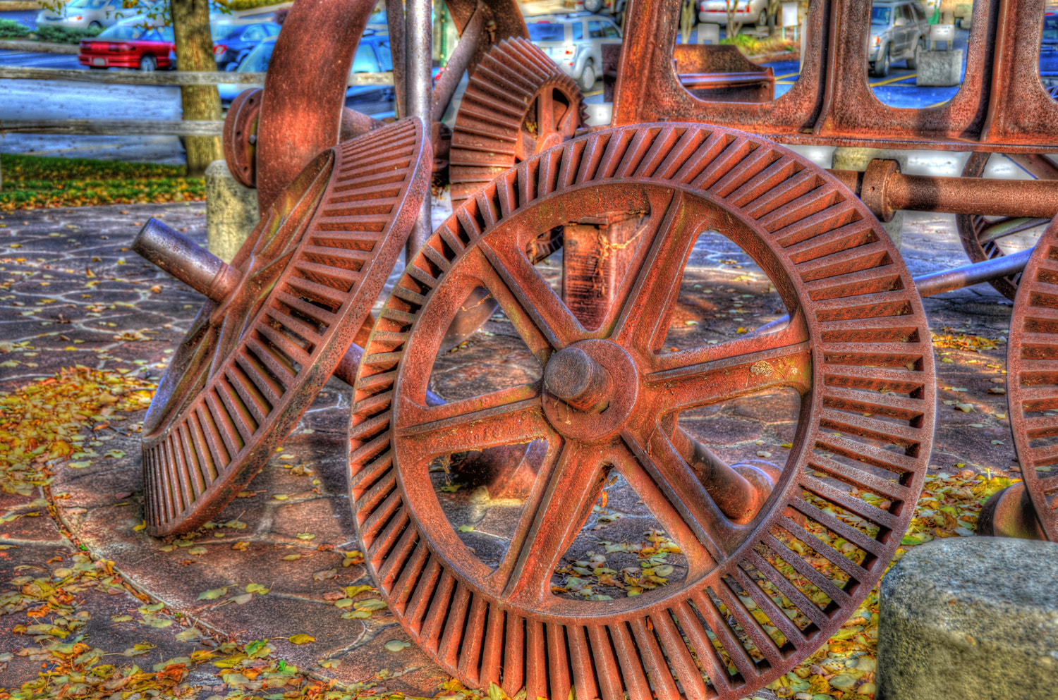 Photograph Gears by Chuck Miller on 500px