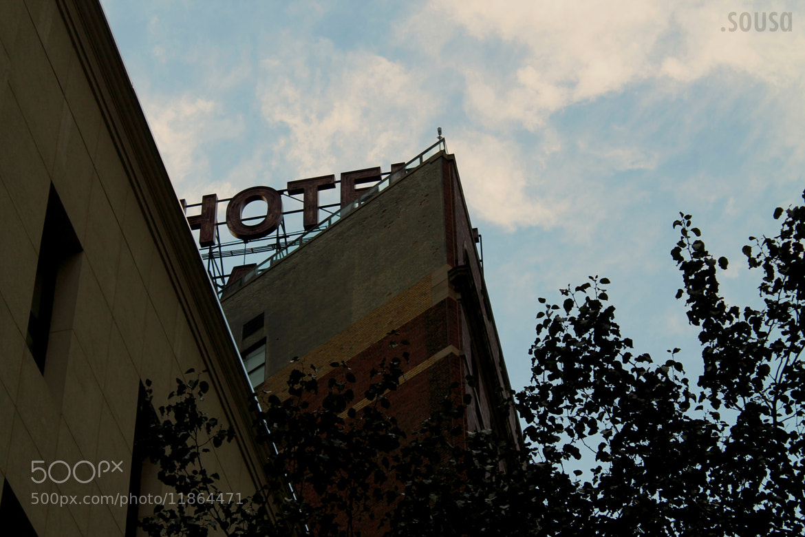 Photograph The Empire Hotel by Vasco Sousa on 500px