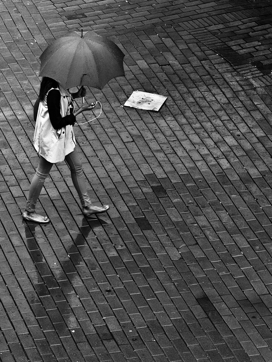 Photograph under the umbrella // hamburg, germany by Pamela Ross on 500px