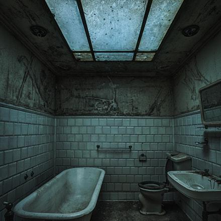 Nightmare Bathroom