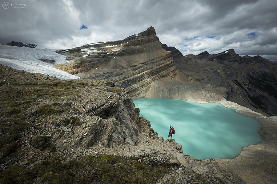Iceberg Lake by Paul Zizka on 500px.com