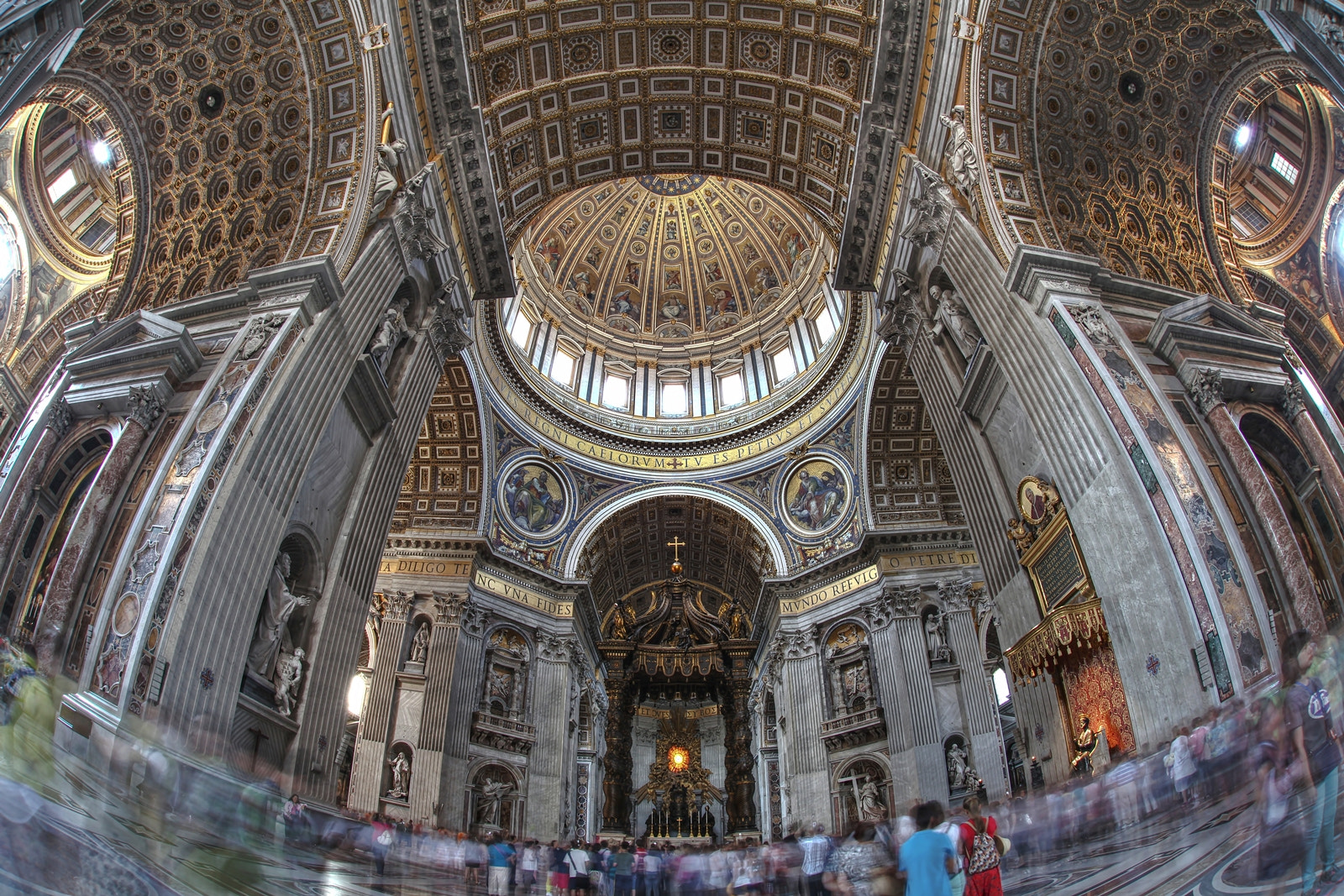Photograph *St Peter's Basilica* by erhan sasmaz on 500px