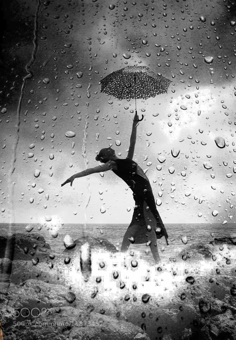 Photograph Dance in the rain by Soli Art on 500px