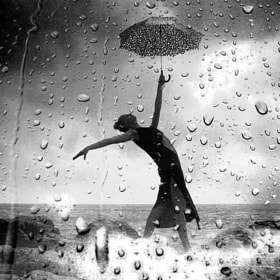 Dance in the rain by Soli Art (soli)) on 500px.com