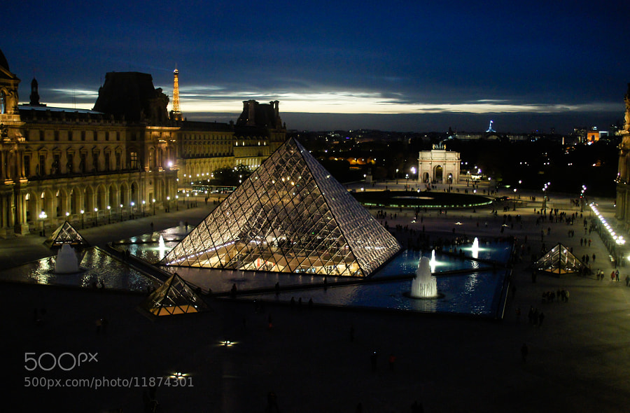 Louvre by Georgia Mizuleva (GeorgiaM)) on 500px.com