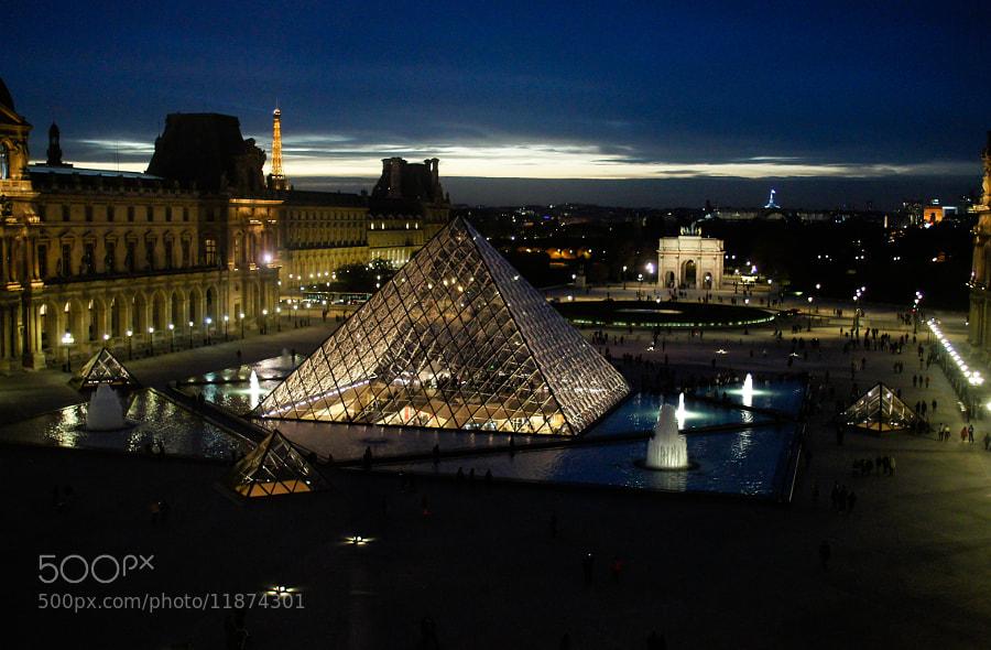 Louvre by Georgia Mizuleva (GeorgiaM)) on 500px.com