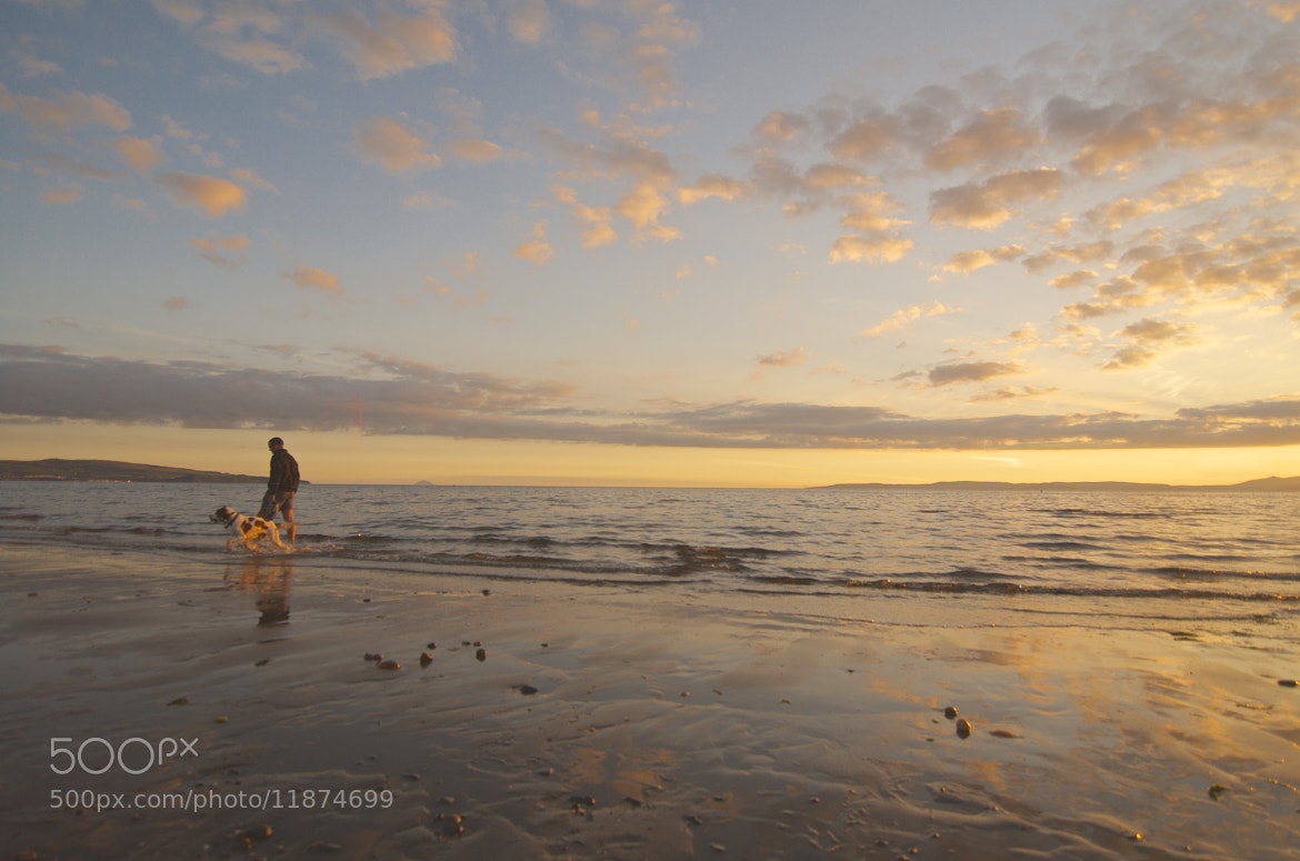 Photograph Man and Dog by Craig MacLeod on 500px