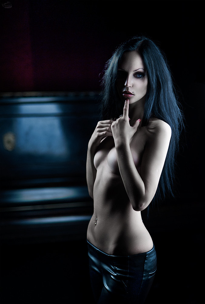 Photograph Dark Lady by Alexander Bootsman on 500px