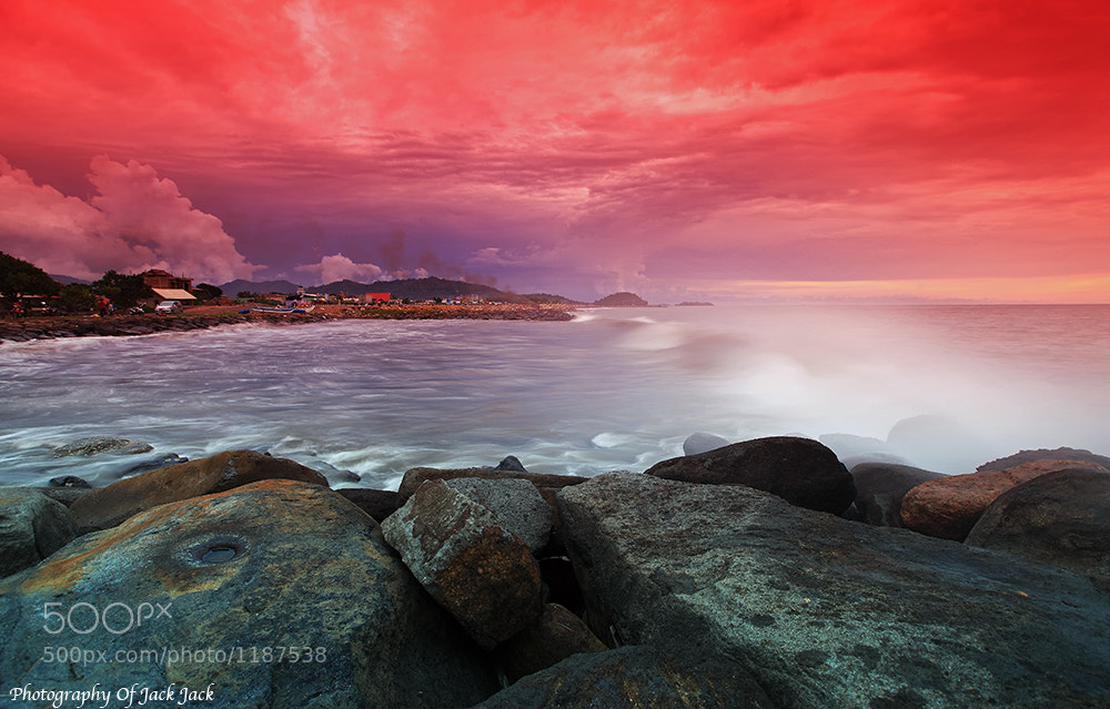 Photograph 'PADANG BEACH' by HENDRIK PRIYANTO on 500px