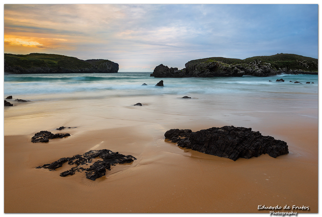 Photograph Playa de Borizu by Eduardo de Frutos on 500px