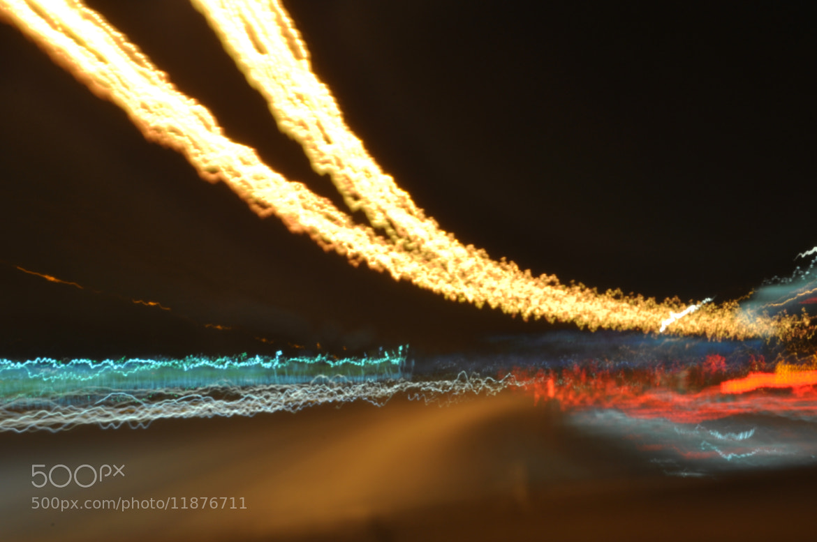 Photograph Highway bend. by Mohd ALRAWAHI on 500px