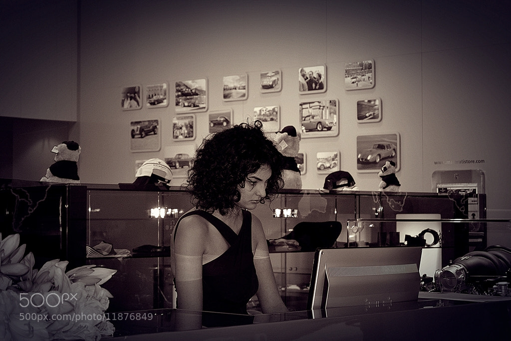 Photograph The Office by Robbie Russo on 500px