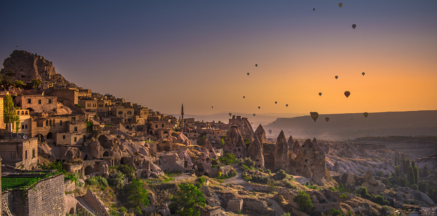 City of angels by Zeki Seferoglu on 500px.com