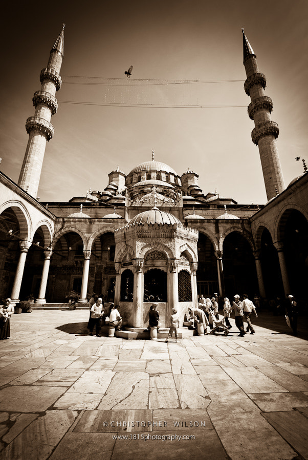 Photograph New Mosque, Istanbul, Turkey by Christopher Wilson on 500px
