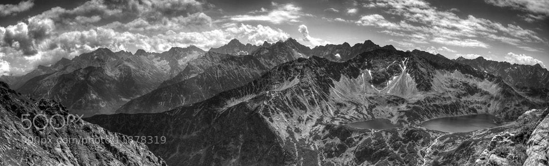 Photograph Tatra Mountains by Lukasz Lewandowski on 500px