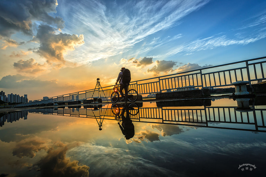Reflect ... by chu byung ook on 500px.com