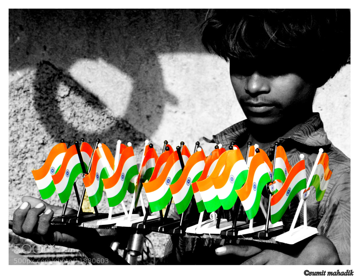 Photograph Proud to be an Indian... by Sumit Mahadik on 500px
