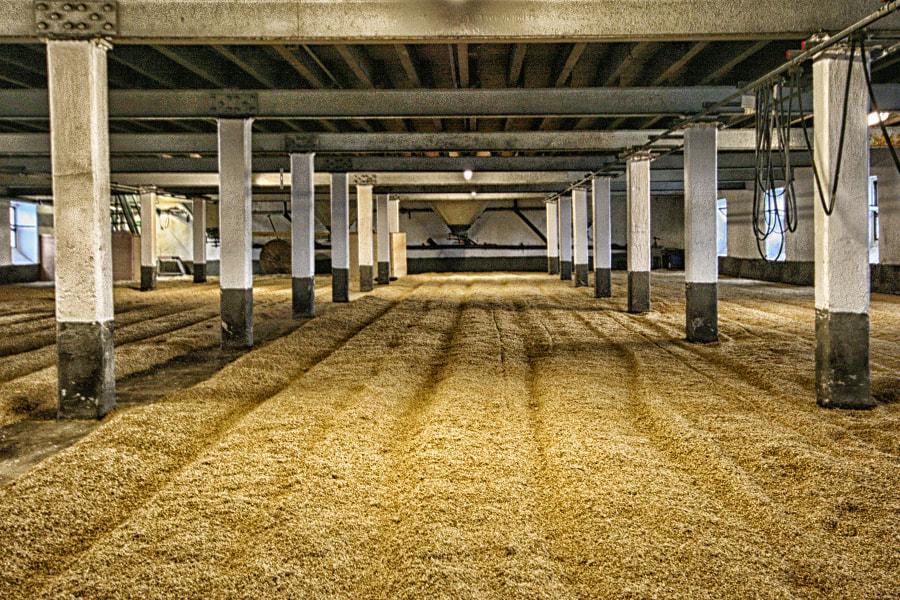 Laphroaig Distillery by Tom Willett on 500px.com