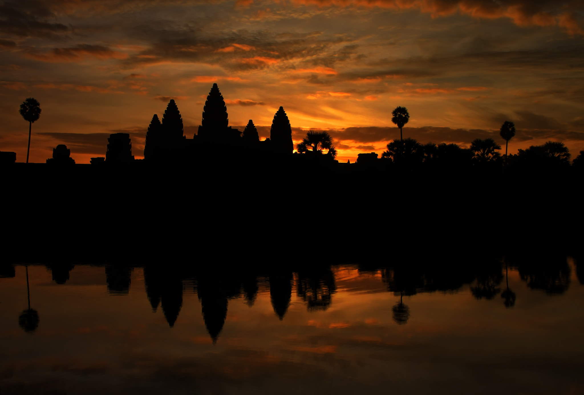 Photograph Angkor Wat by Florian Hehenberger on 500px