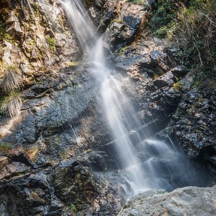 Caledonian Falls (Cyprus waterfalls)