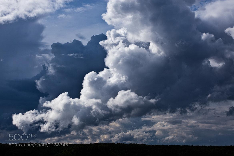 Photograph Dramatic sky by Håkan Dahlström on 500px