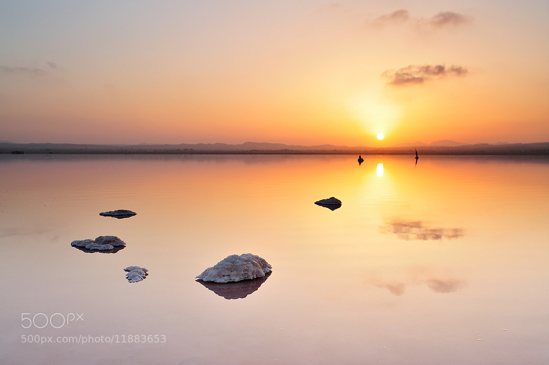 Photograph Atardecer en las Salinas by Javi Matoses on 500px