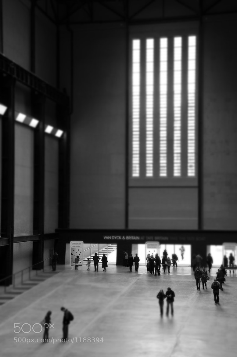 Photograph Tate Modern by Fredrik Knoph on 500px