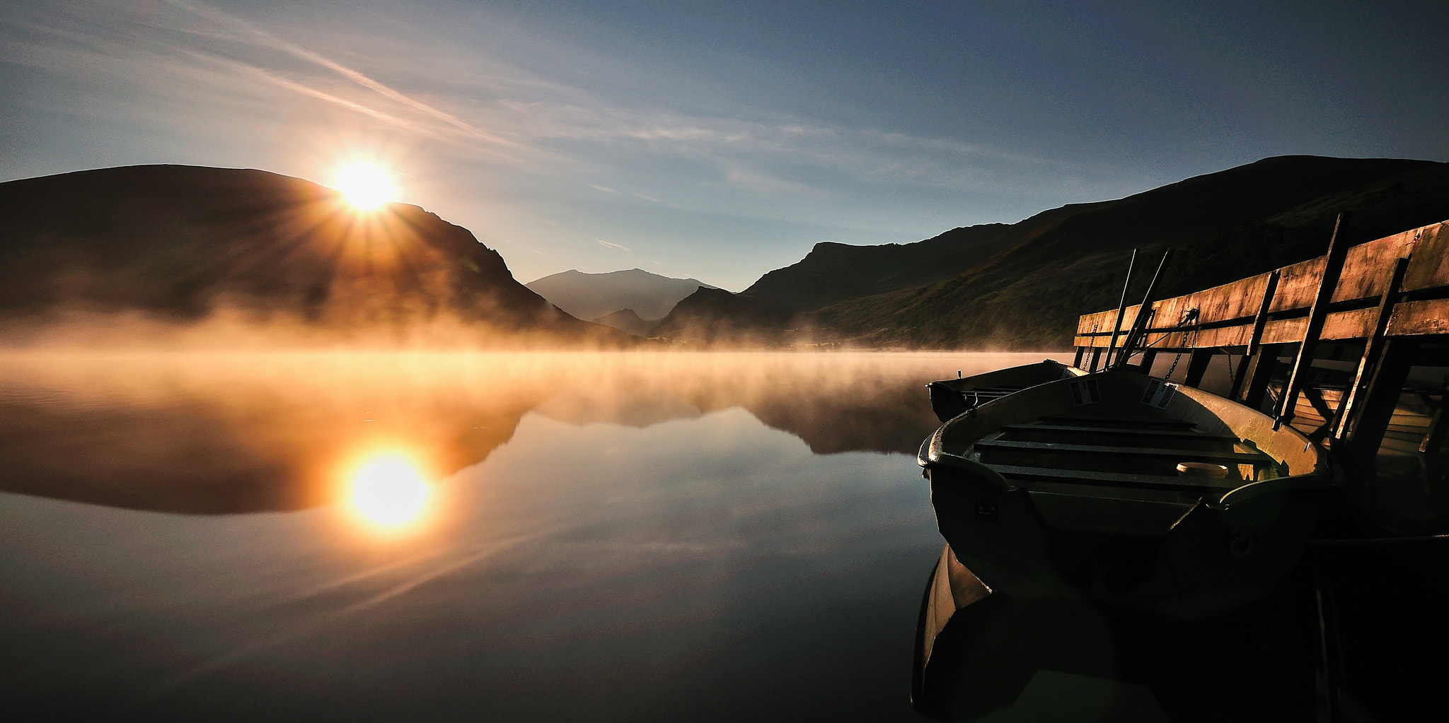 Photograph Nantlle Lake by Kevin O'Brian on 500px