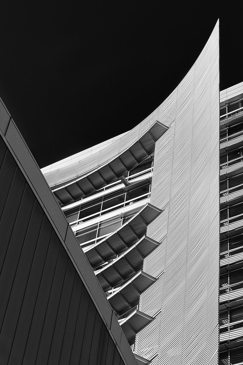 Photograph San Jose City Hall Plate 10 by Stefan Bäurle on 500px