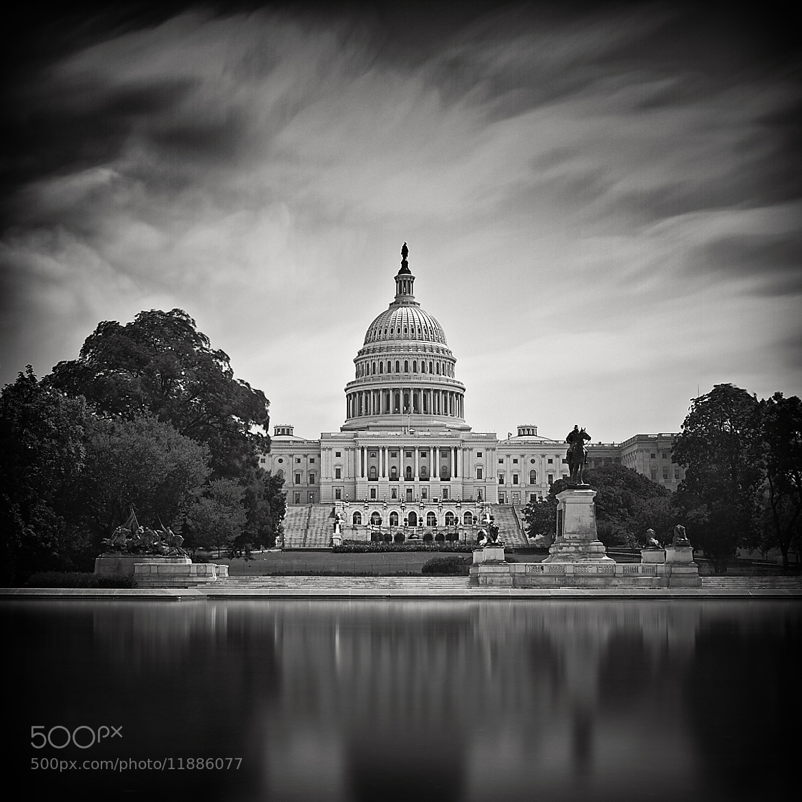Photograph capitol by Heine Melgaard on 500px