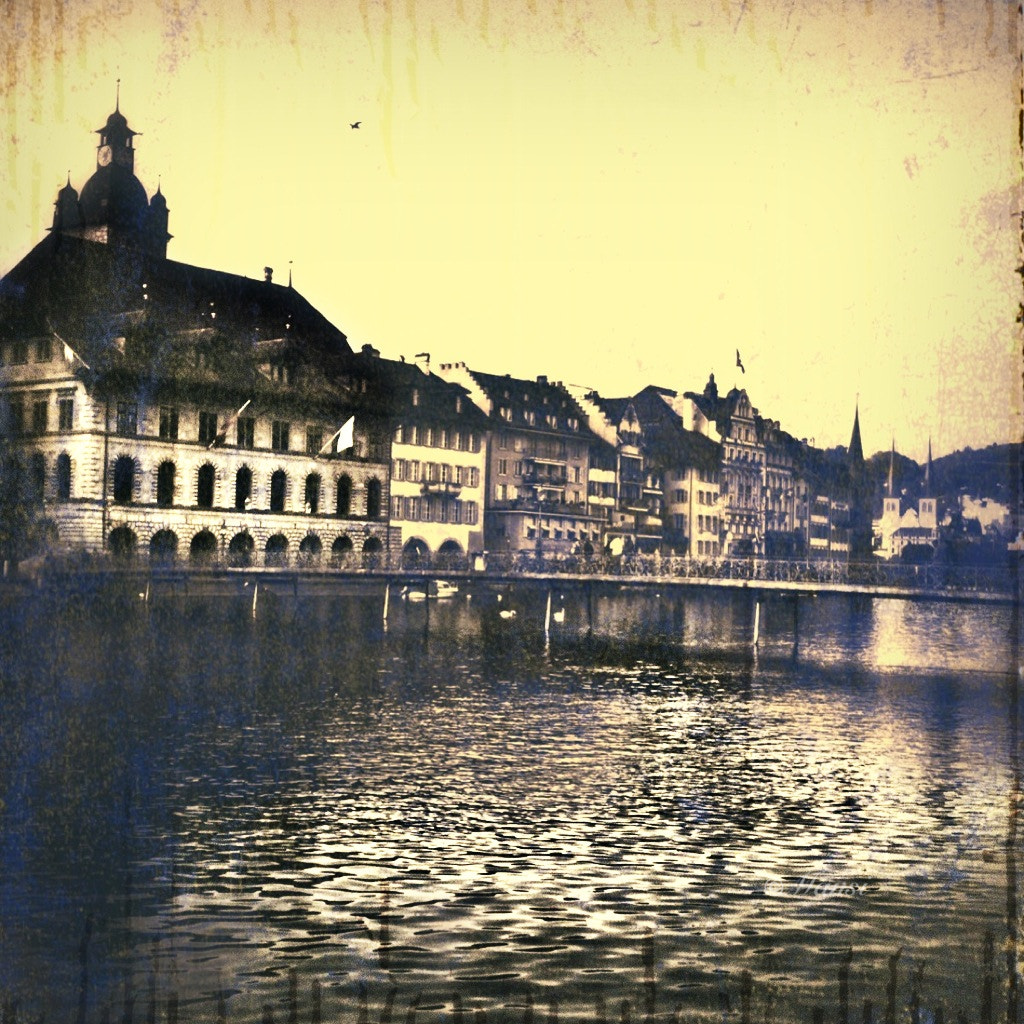 Photograph Missing Luzern by Mansi Bhatia on 500px