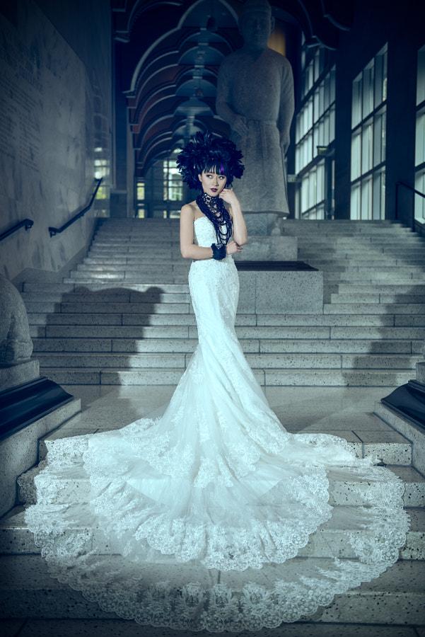 White Raven de Jiamin Zhu sur500px.com