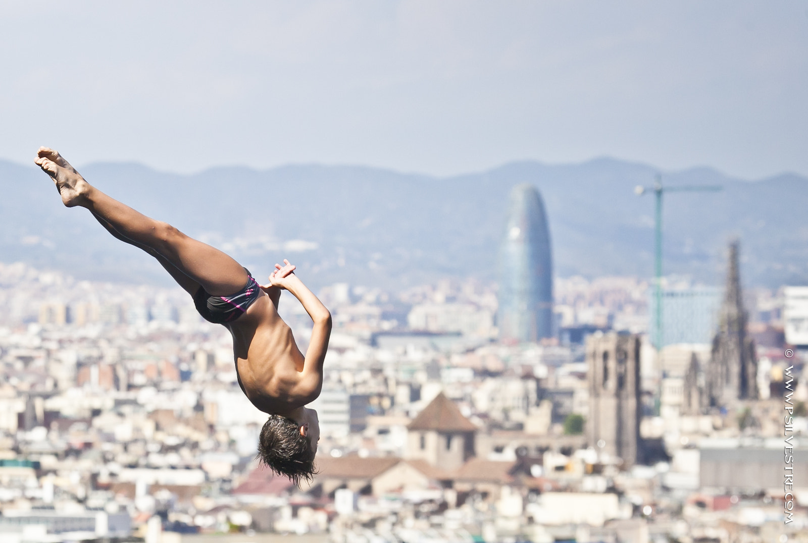Photograph Feel free to see Barcelona in the way you want by Pilar   Silvestre             *Moneypenny* on 500px