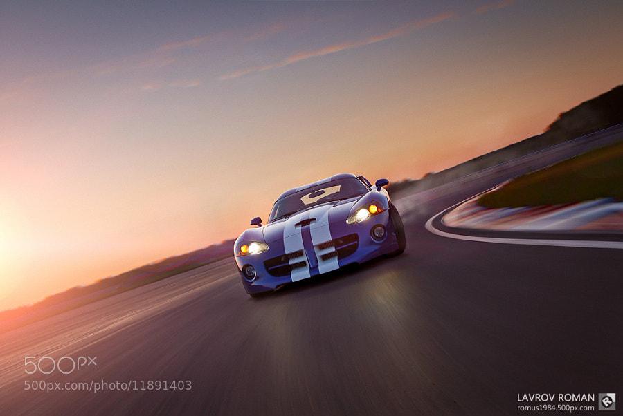 Dodge Viper Hennessey Venom 1000 by Roman Lavrov (romus1984)) on 500px.com