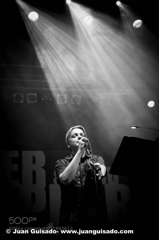 Photograph Peter Heppner by Juan Guisado on 500px