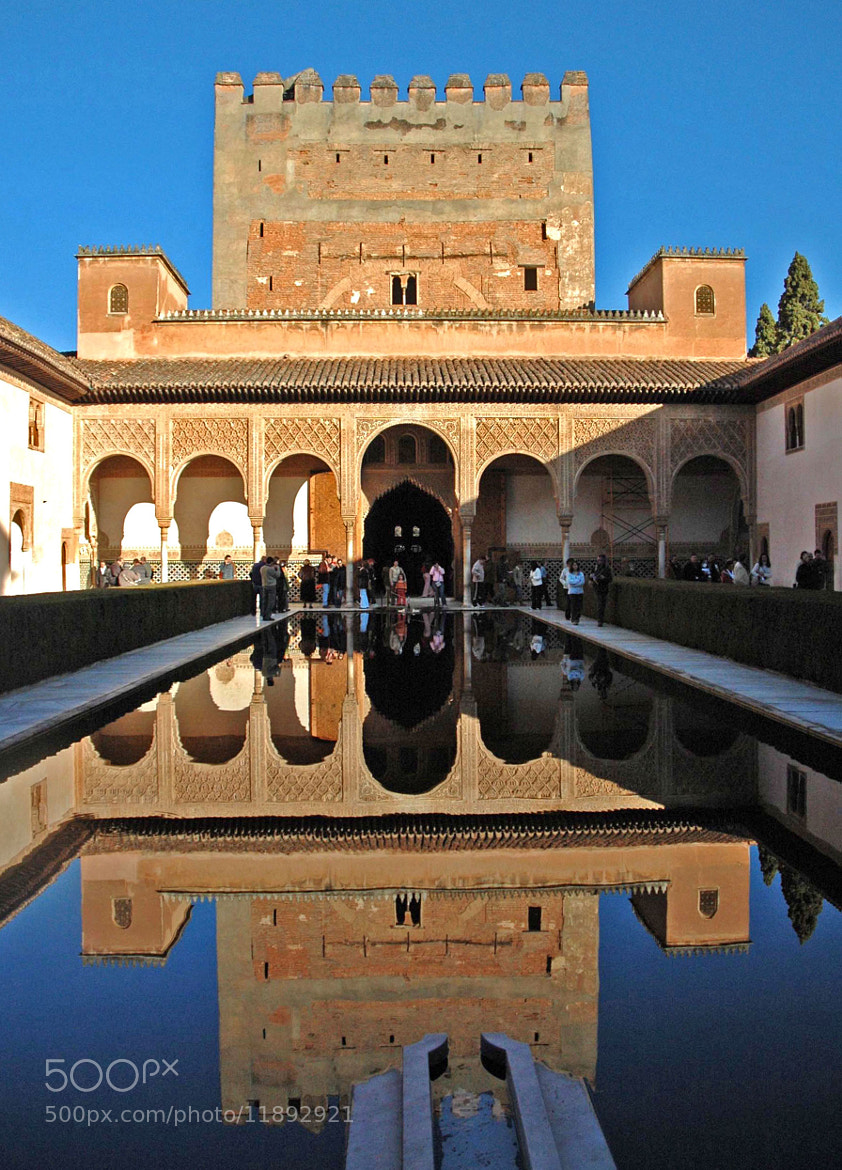 Photograph ALHAMBRA by armando cuéllar on 500px