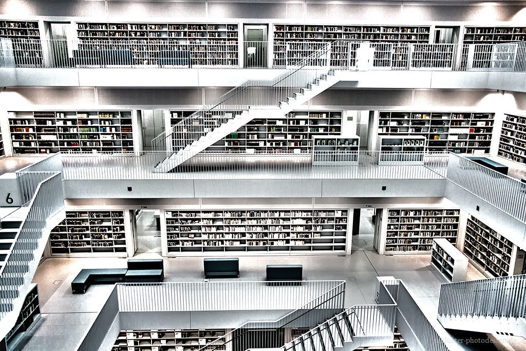 Photograph stairways to knowledge by Thomas Schlueter on 500px