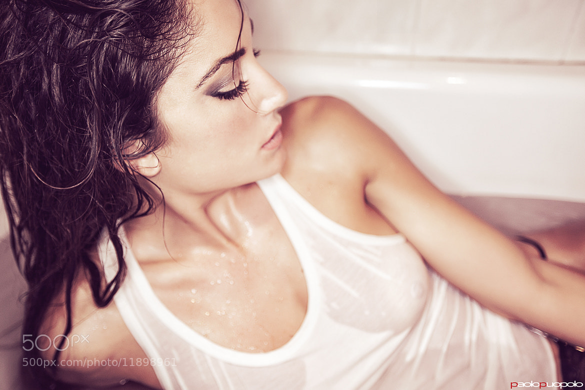"Photograph ""Hot Water"" - Model: Nunzia by Paolo Puopolo on 500px"
