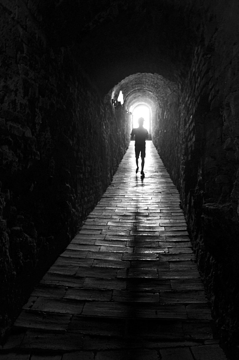Photograph Way to the light by Mihaela Floriana Soare on 500px