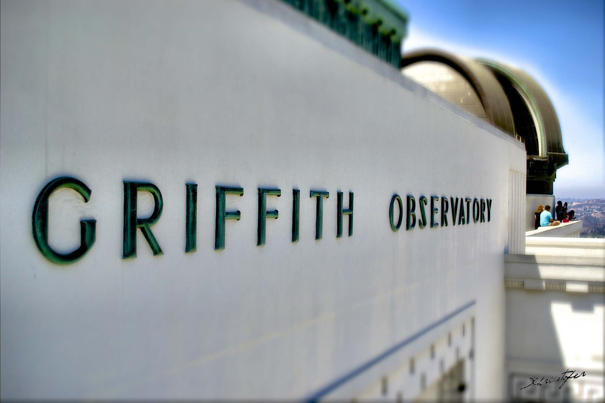 Photograph Griffith Observatory Main by Xhristofer Le'Ur on 500px