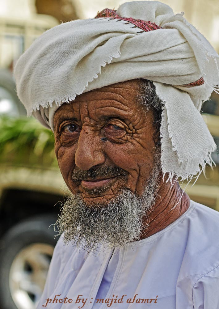 Photograph old man by majid alamri on 500px