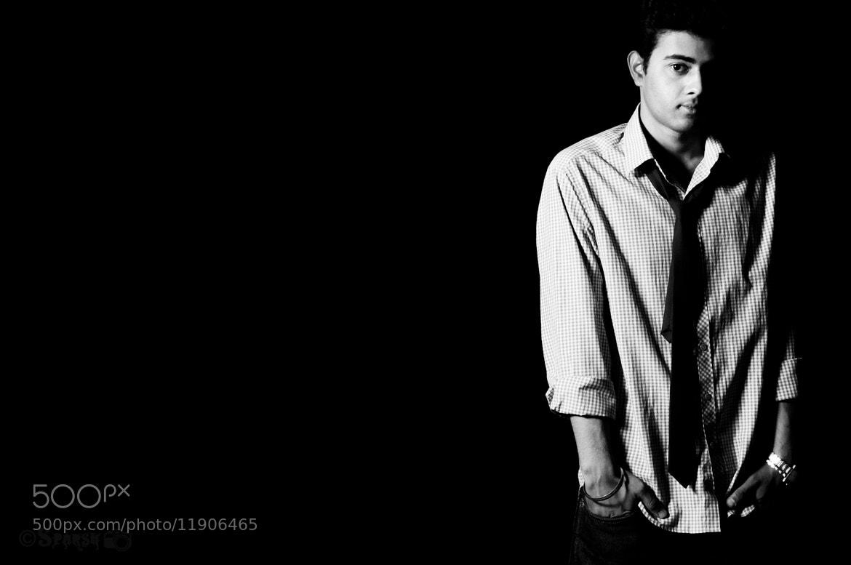 Photograph Self Portrait by Sparsh Kumar on 500px