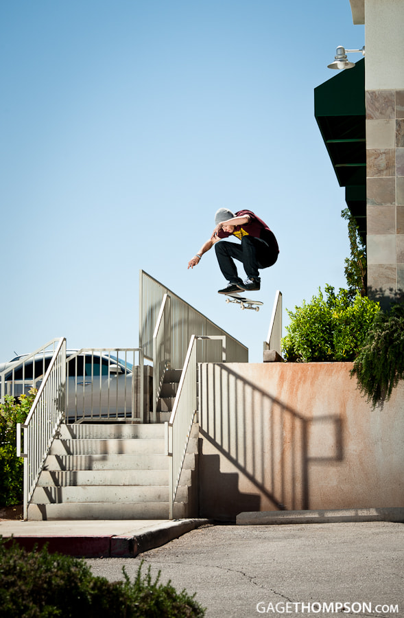 Photograph Kickflip by Gage Thompson on 500px