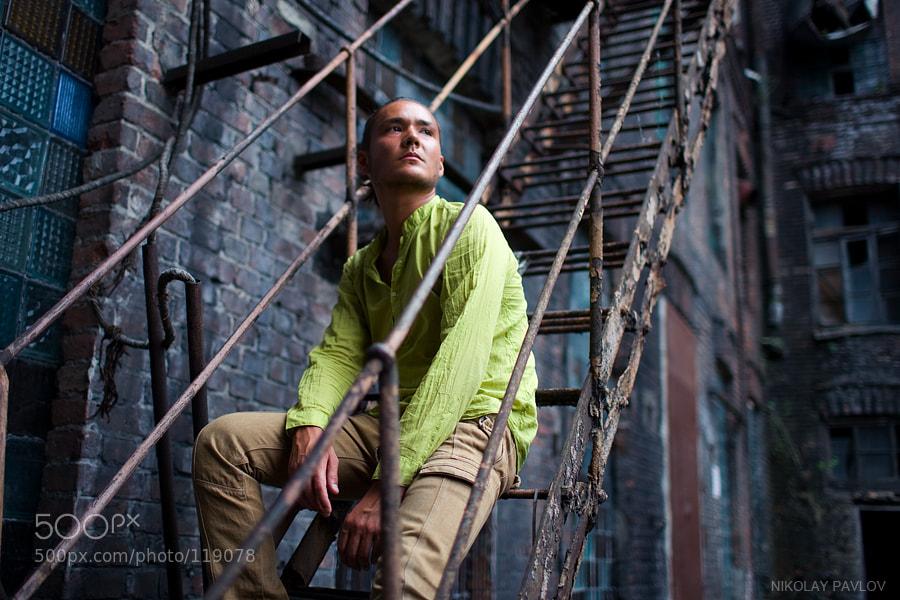 Photograph Alex sity (color)... by Nikolay Pavlov on 500px