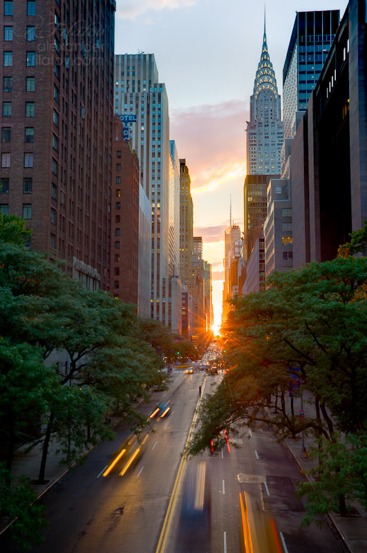 Photograph Manhattanhenge by Alex Filatov | alexfilatovphoto.com on 500px
