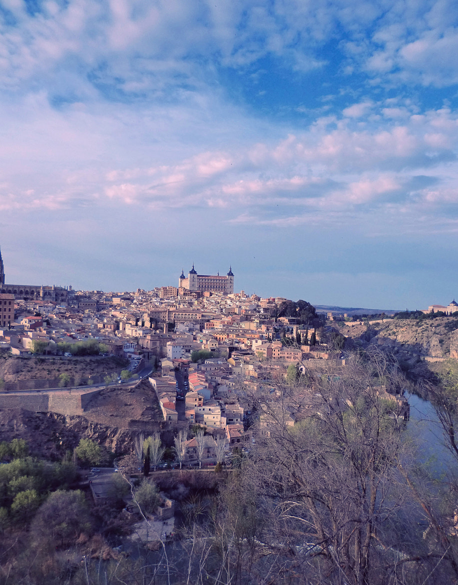 Photograph panorámica-Toledo by Noelia Martín on 500px